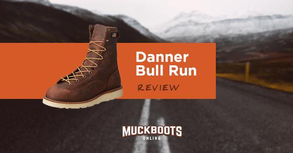 danner bull run review