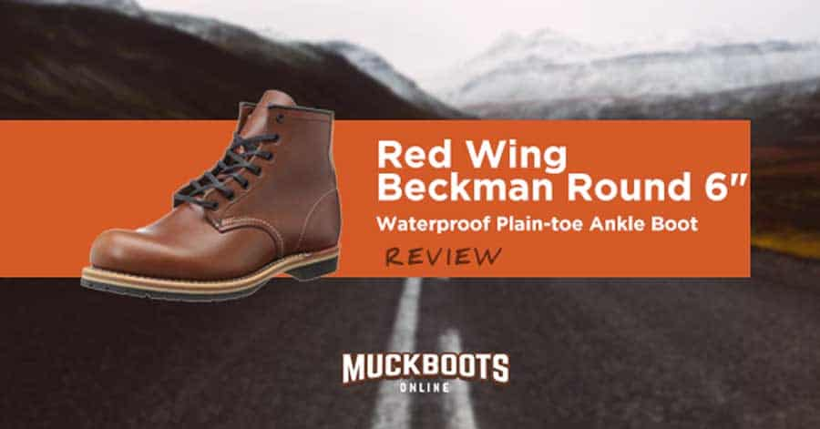 red wing beckman review
