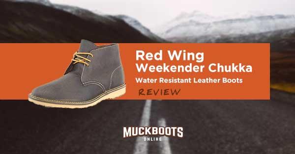 Red Wing Weekender Chukka